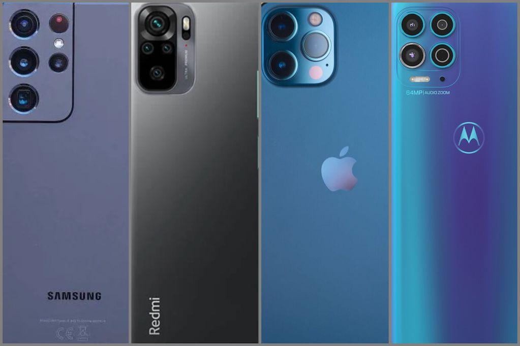 La guerra de los smartphones más vendidos en Argentina: el líder, la sorpresa y el que se hace desear