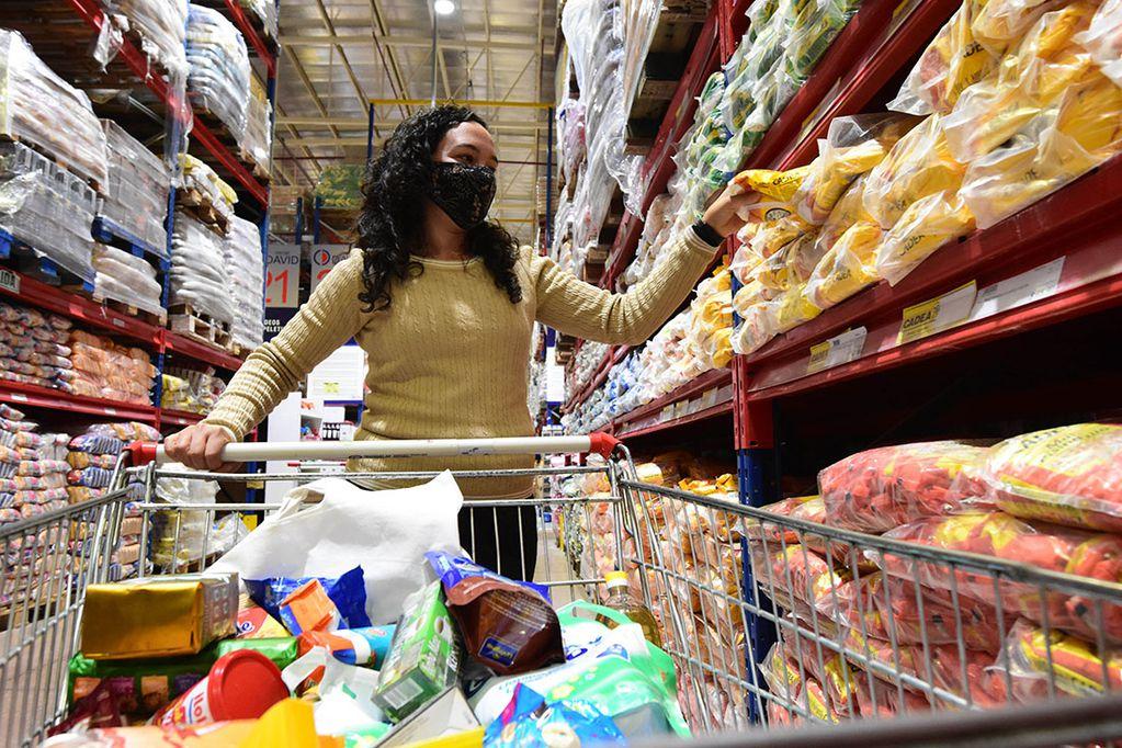 Inflación en Argentina. Foto: Mariana Villa / Los Andes