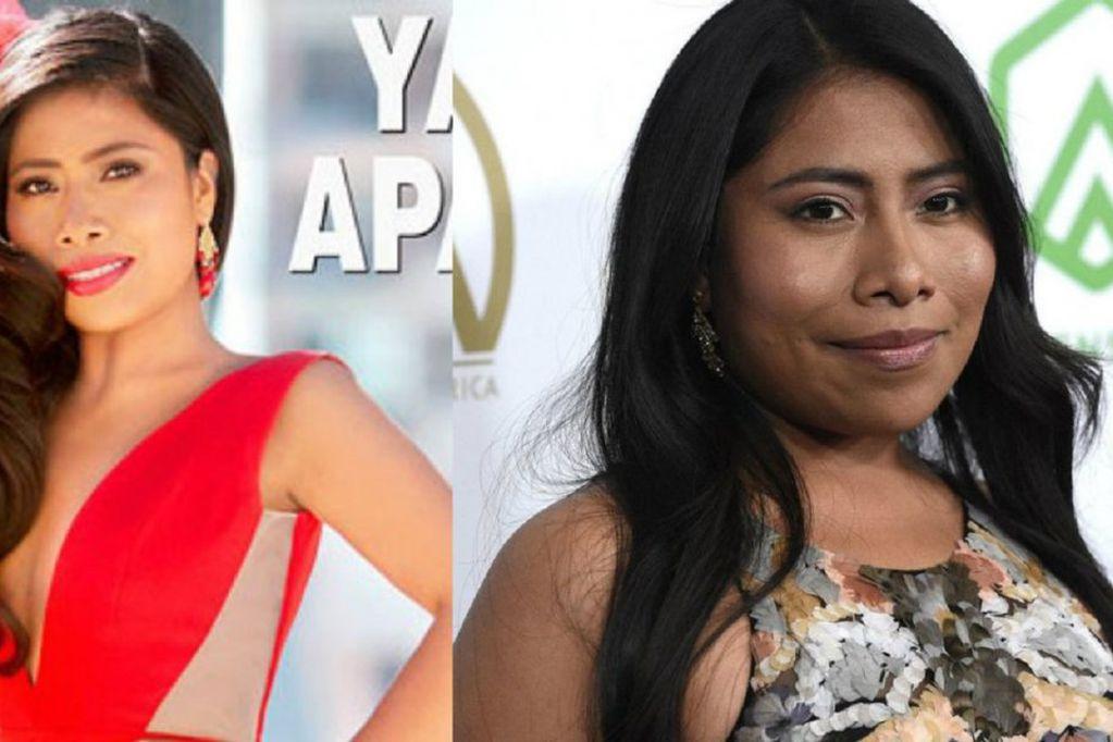 Escándalo internacional por el abuso de Photoshop a la actriz de Roma Yalitza Aparicio