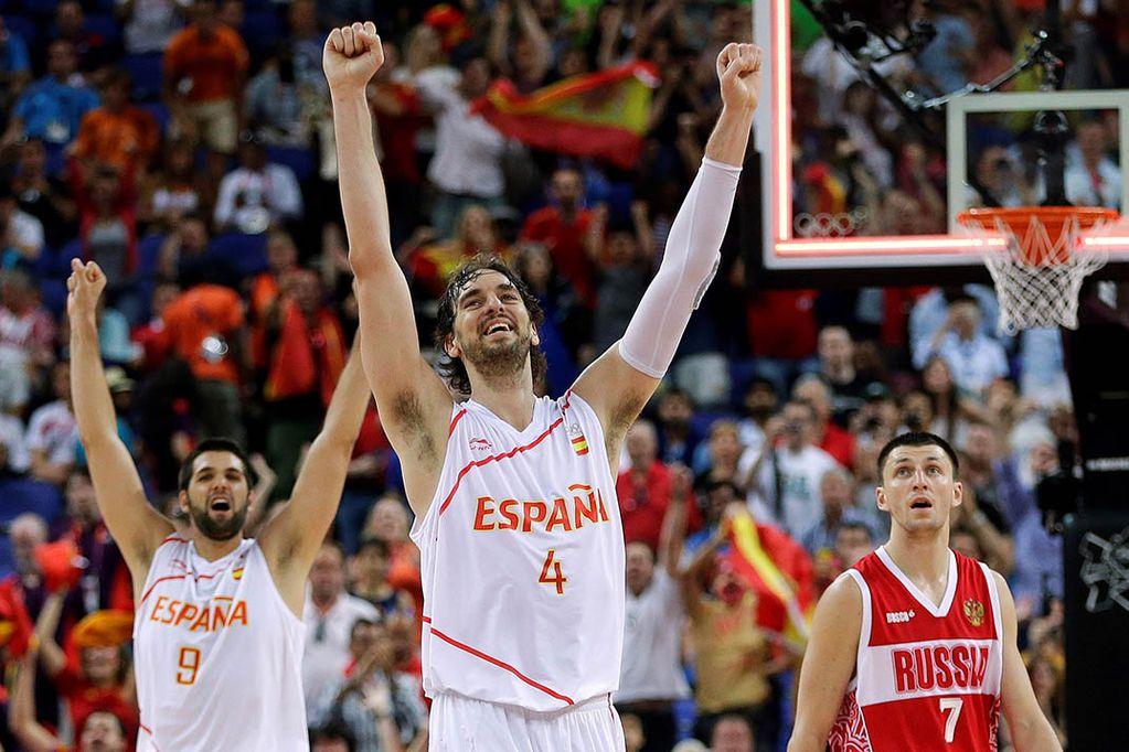 Pao Gasol, campeón del mundo y de la NBA, le dijo adiós al básquet profesional.