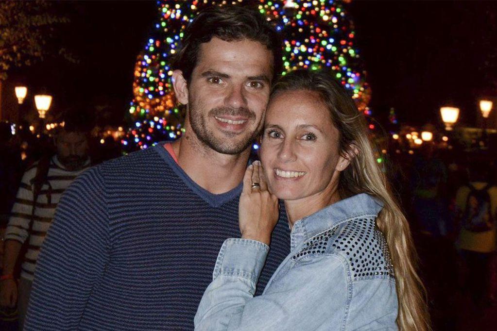 Gisela Dulko y Fernando Gago: separados por supuesta infidelidad