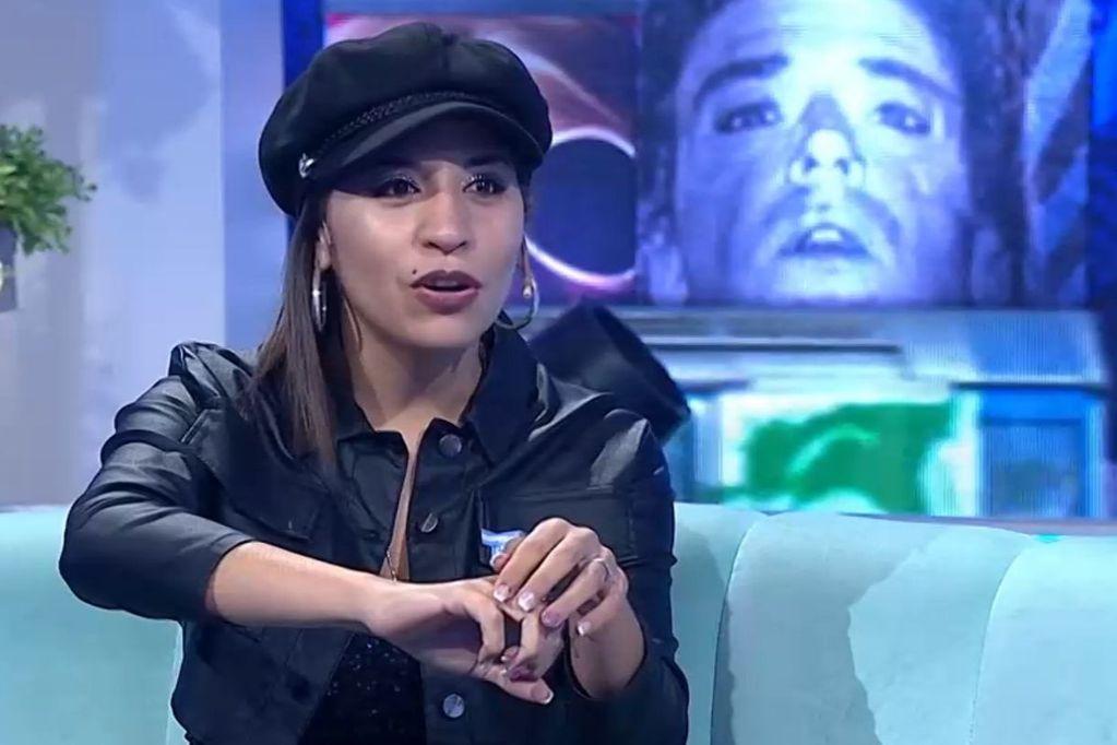 Rocío Quiroz en Los Mammones.