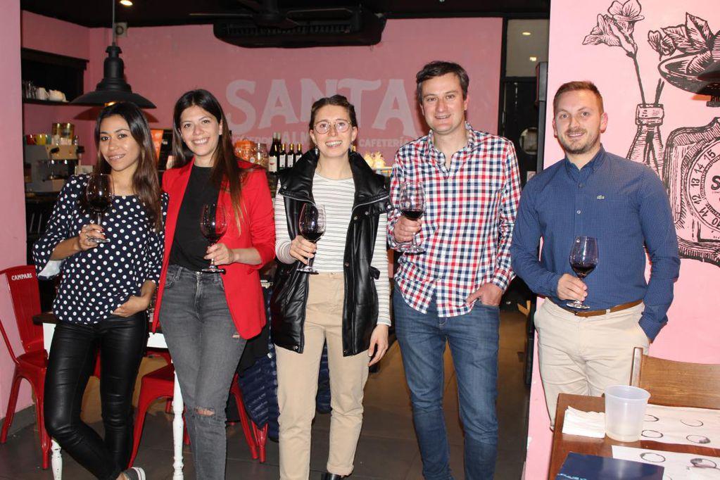 Un cierre especial del ciclo para aprender más sobre vinos, organizado por Guarda 14