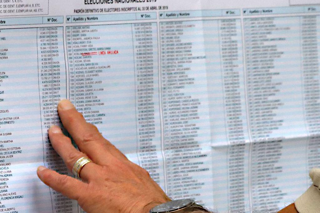 Padrón electoral 2021: dónde voto en provincia de Buenos Aires