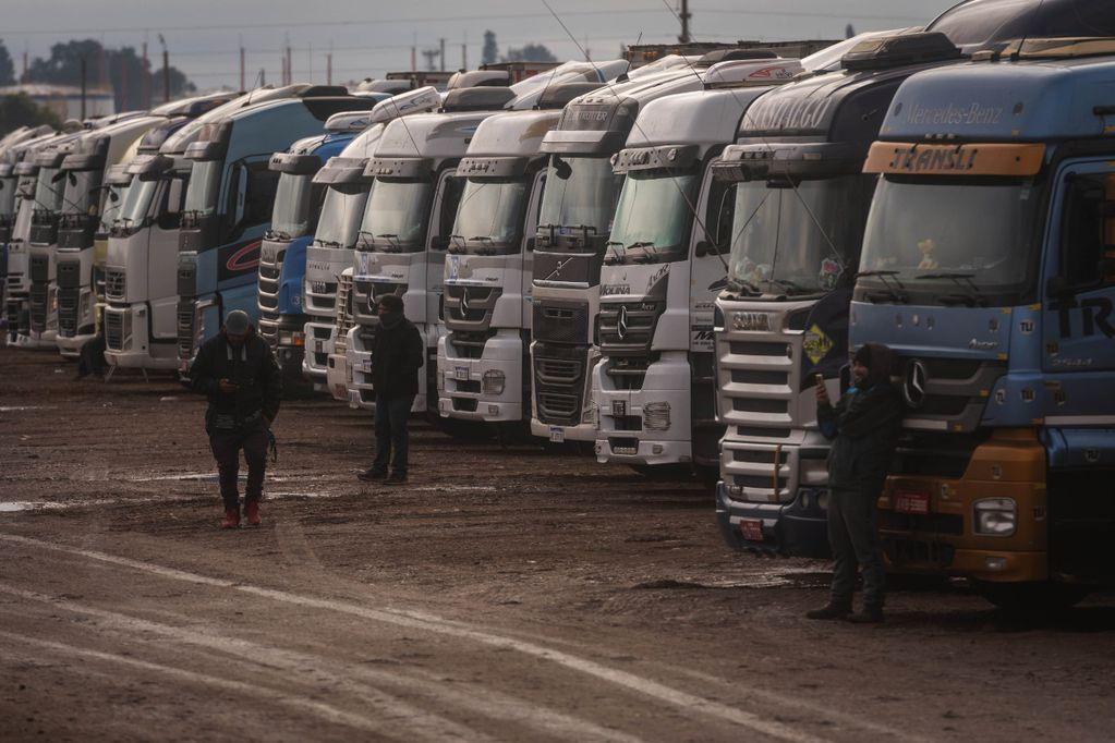 Historias de camioneros: entre el cuidado personal y los malos tratos