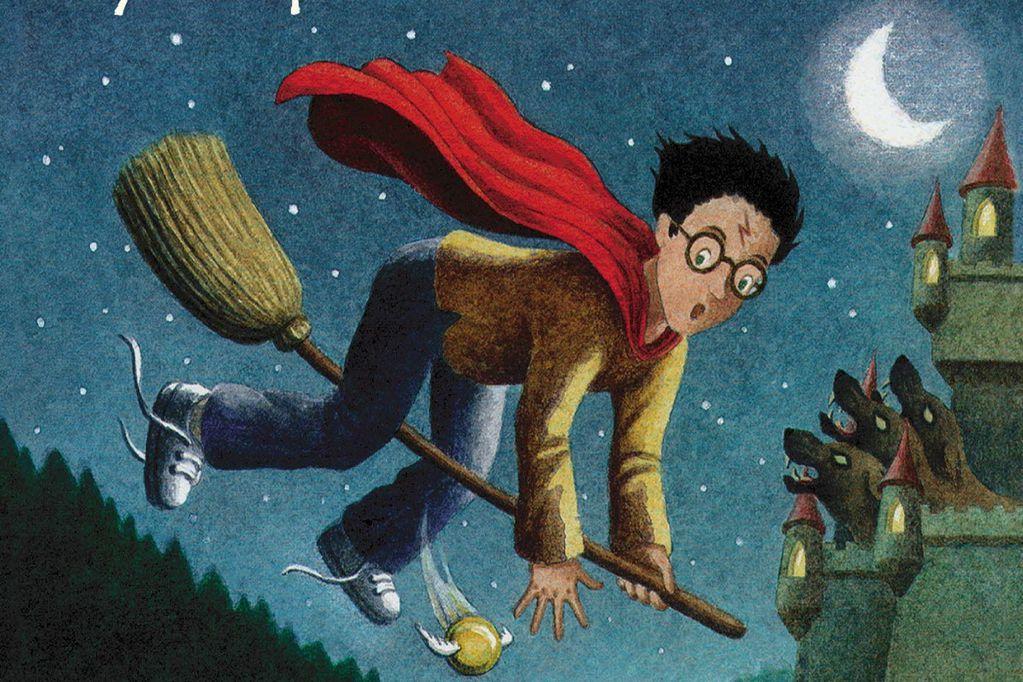 Harry Potter, el niño que vivió y marcó la infancia de más de una generación.