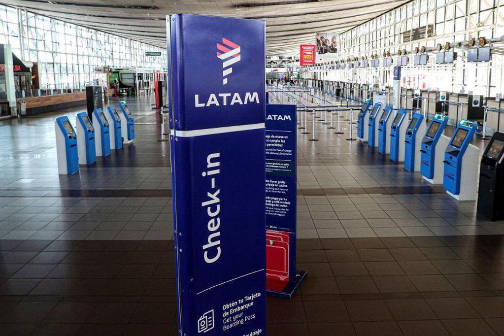 Latam ya vende pasajes a Brasil para el 19 de octubre.