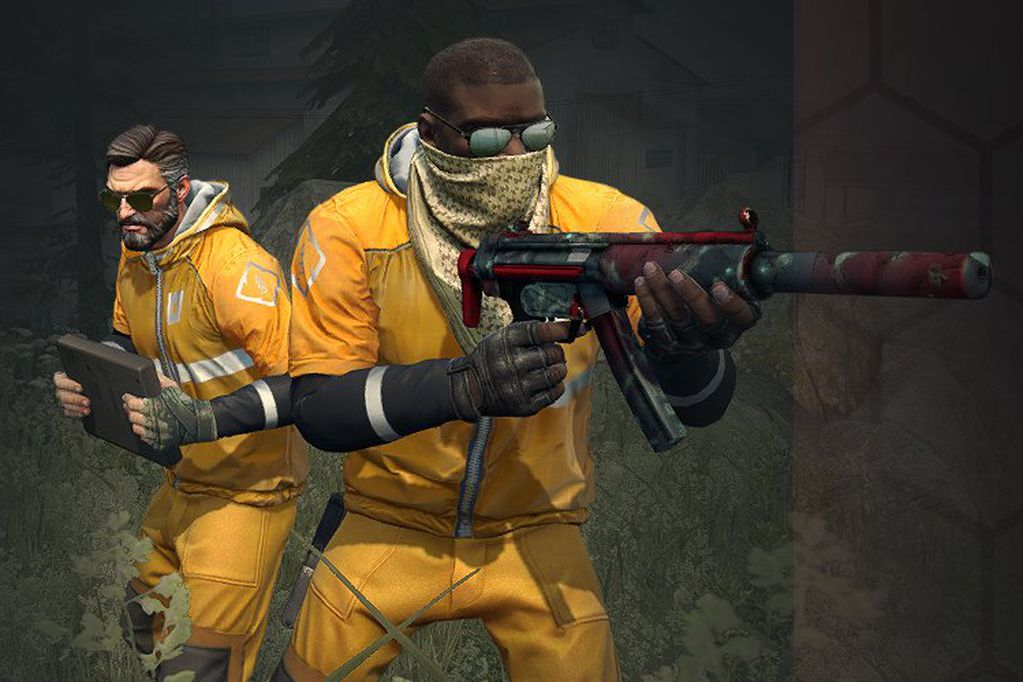 ¡Sorpresa! Counter-Strike lanzó su Battle Royale y amargó a Fortnite