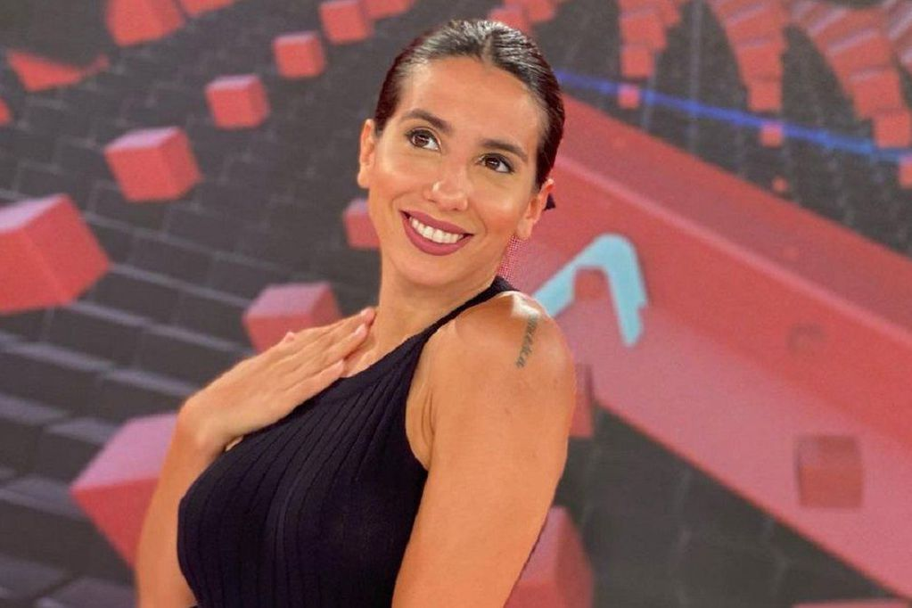 Cinthia Fernández semidesnuda ostentó un verdadero lomazo
