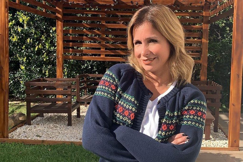 Fernanda Vives recibió la vacuna contra el Covid-19 y generó polémica