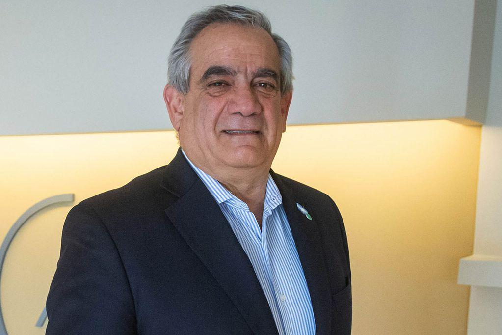 Carlos Iannizzotto presentó su espacio político de la producción y el trabajo