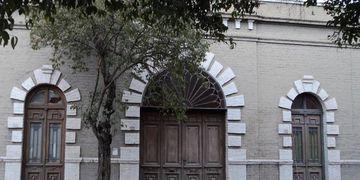 La Casa Mazzolari-Cerutti está en el corazón de Chacras de Coria.