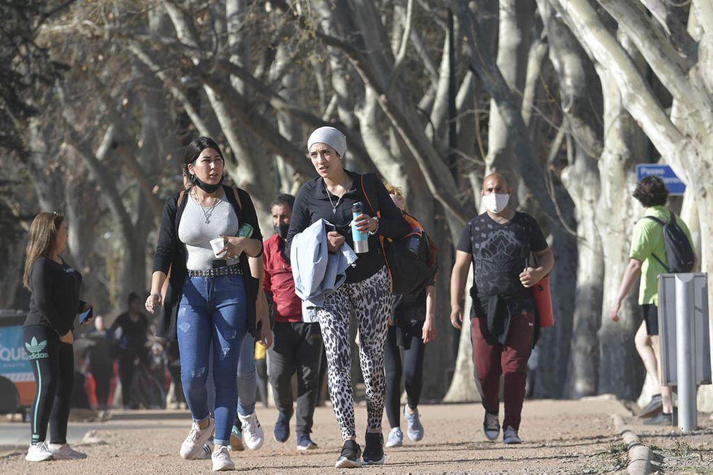 Tiempo en Mendoza: un frente frío y precipitaciones amenazan esta semana