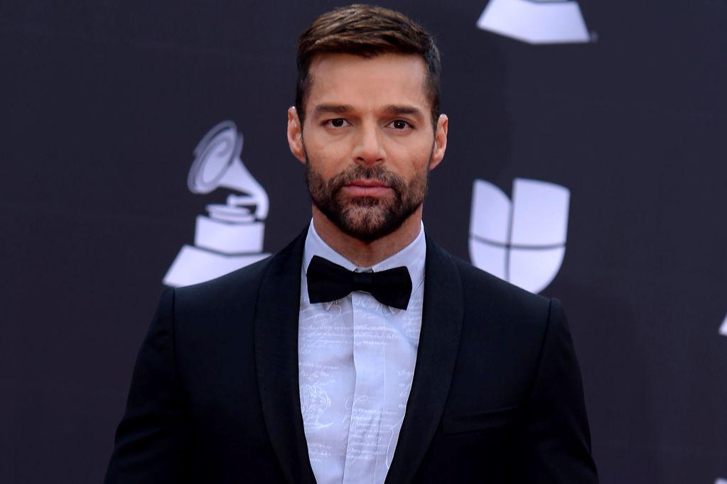 Ricky Martin calentó las redes con su sensual producción para una revista italiana