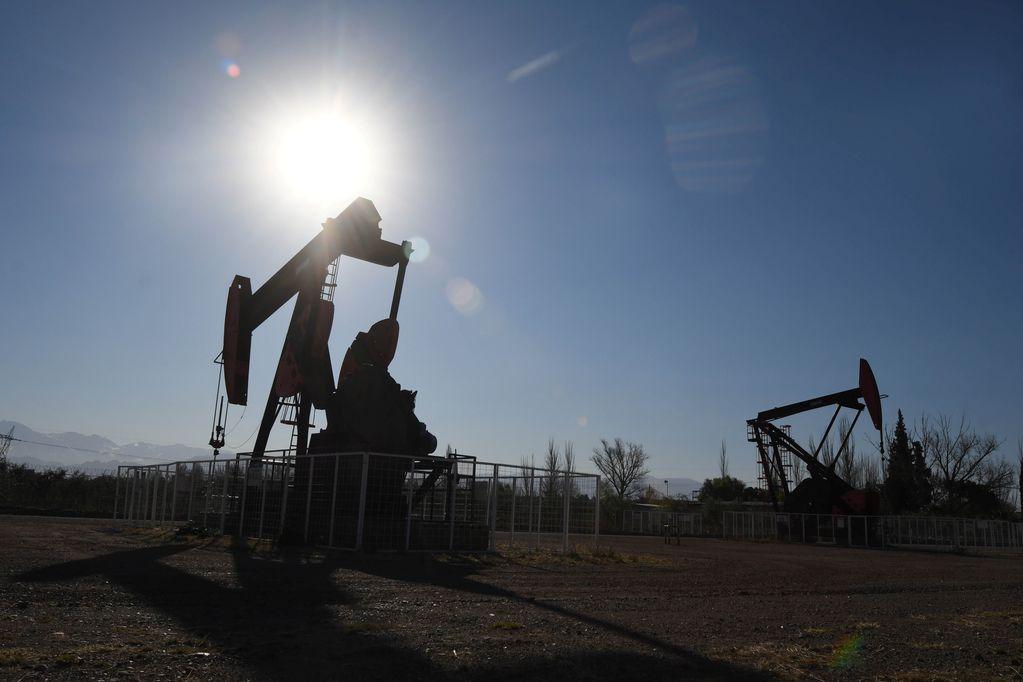 El sector hidrocarburífero en Mendoza ya anunció para este año inversiones millonarias. Foto: José Gutiérrez