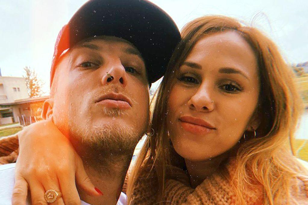 Luego del escándalo y los celos, El Polaco y Barby Silenzi se reconciliaron