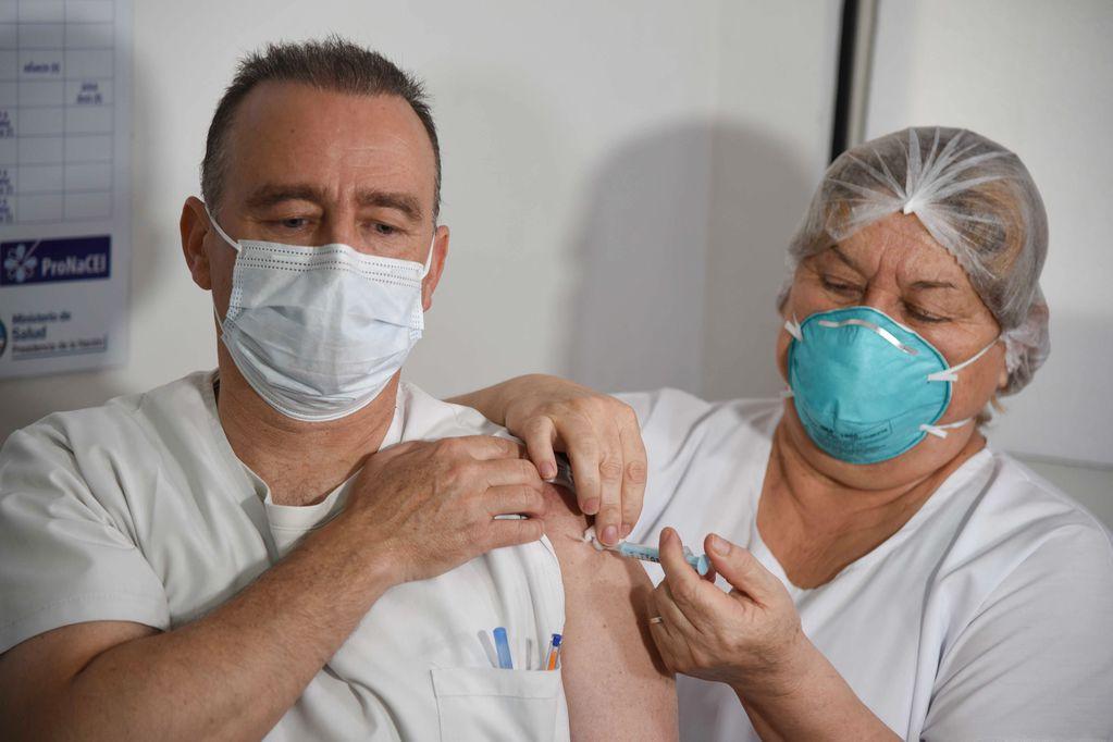 La formación de enfermeros en Mendoza