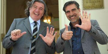 Serán fórmula. Ramón y Vadillo.  Archivo/Los Andes