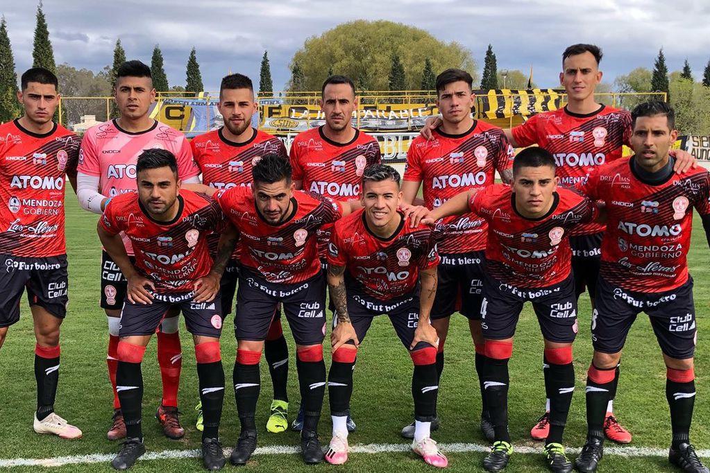 el Globo quedó a nueve puntos de la zona de clasificación / Prensa Deportivo Madryn.