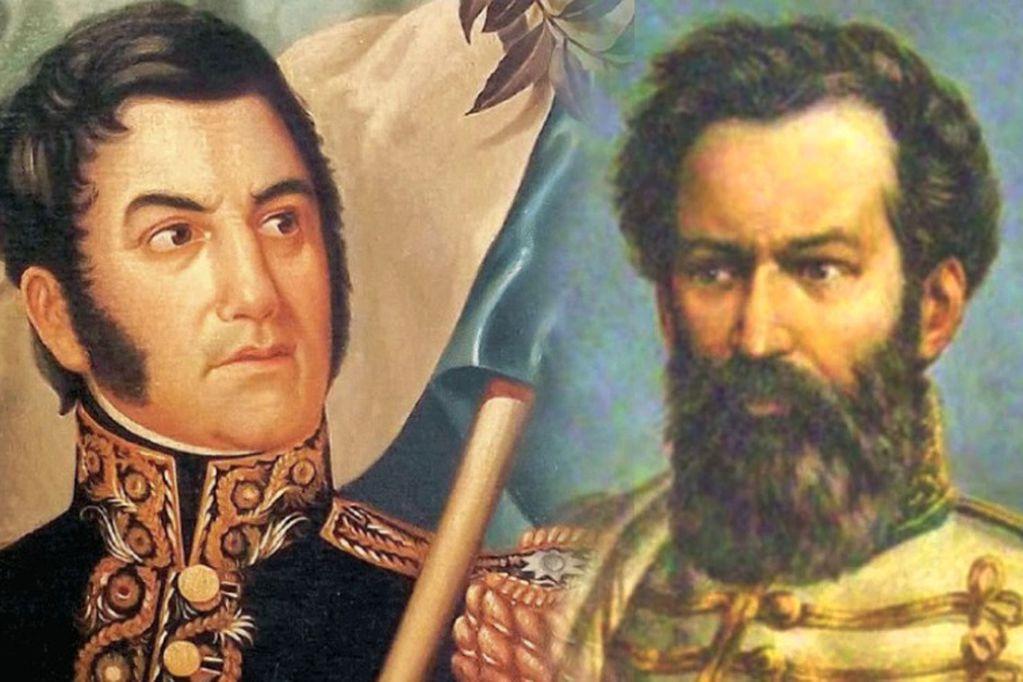 Güemes, paisano y amigo de San Martín