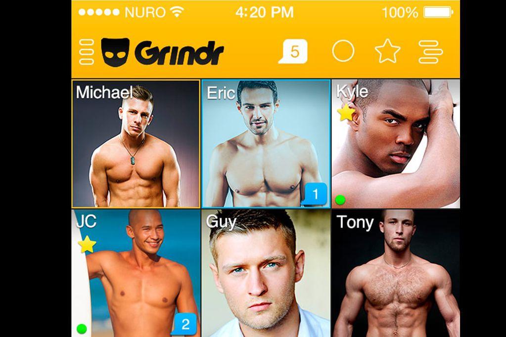 """Revelan que la app de citas gay """"Grindr"""" comparte los datos de VIH de sus usuarios"""