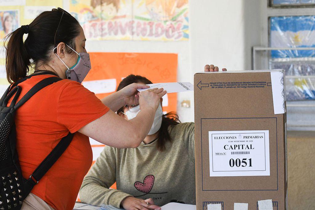 Elecciones Legislativas PASO 2021. / Archivo