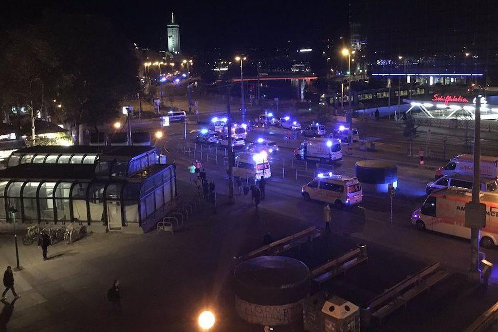 Se eleva a dos la cifra de muertos tras el ataque terrorista en Viena