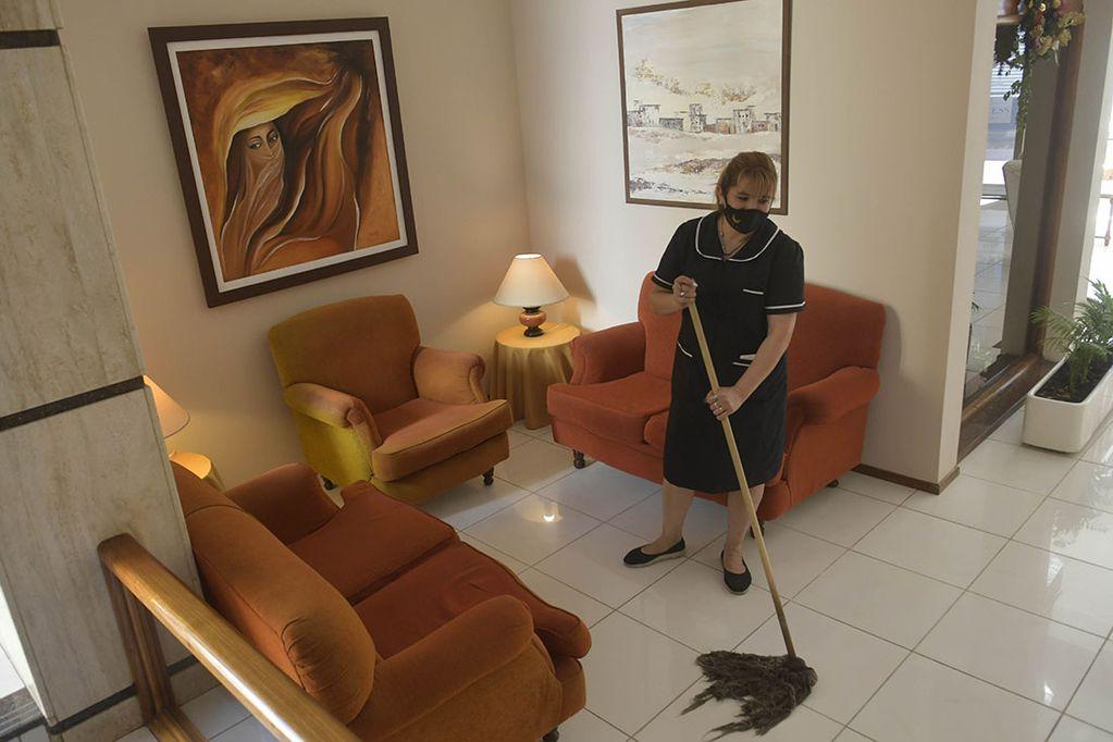 Servicio doméstico: se perdieron más de 400 empleos registrados durante la pandemia