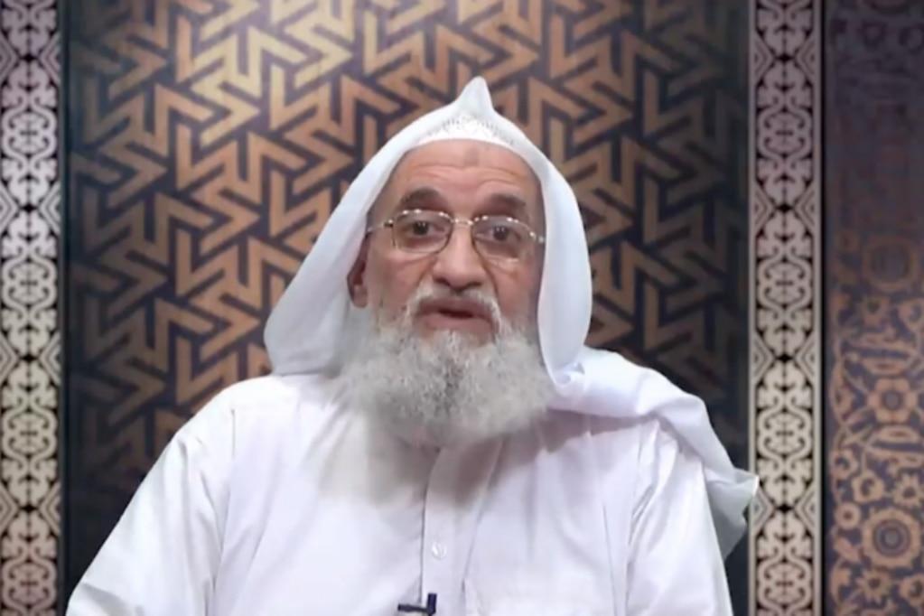 Reapareció en un video del 11-S el líder de Al Qaeda al que daban por muerto