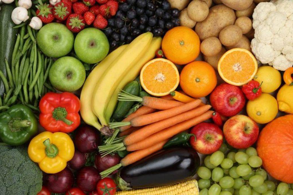 Frutas y verduras de estación, un gran aporte de nutrientes naturales para nuestra salud