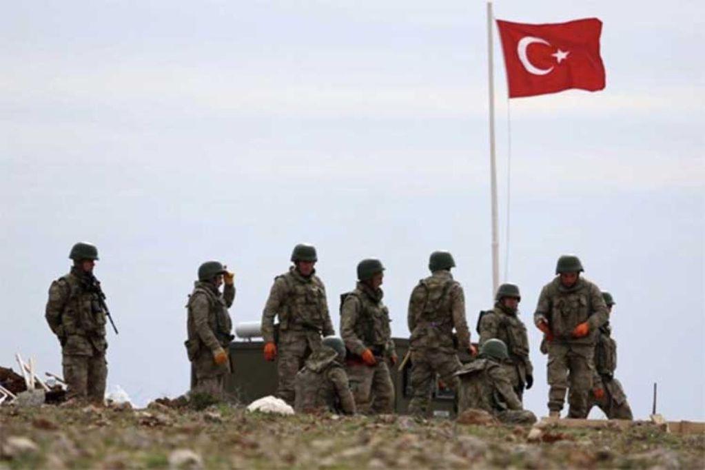 Dos soldados turcos murieron en un ataque en Siria