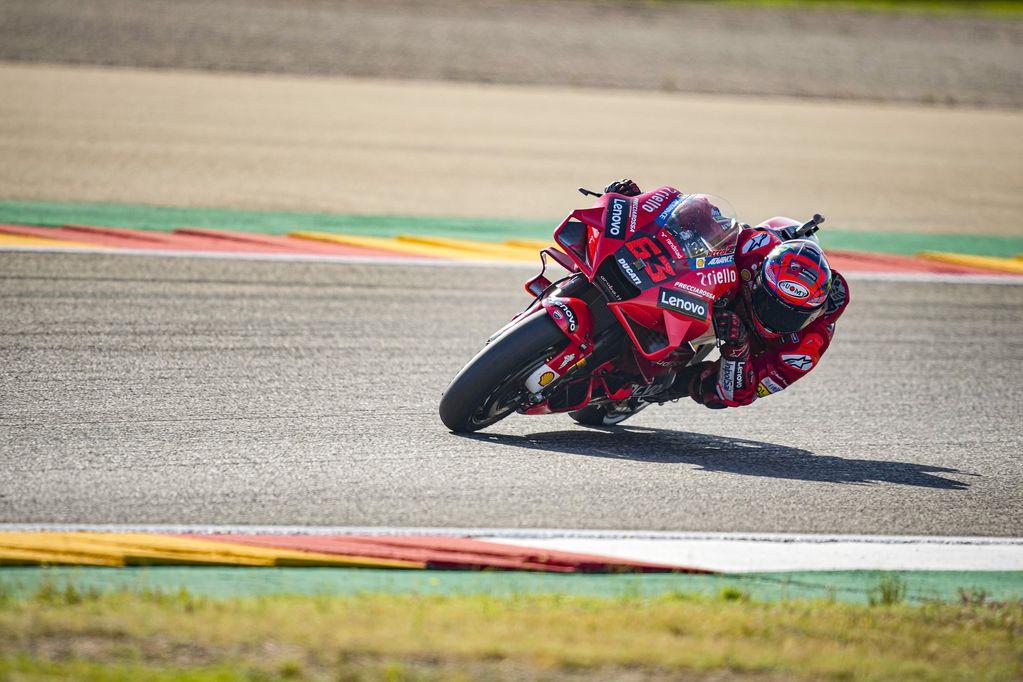 MotoGP: Bagnaia logró su segunda pole consecutiva