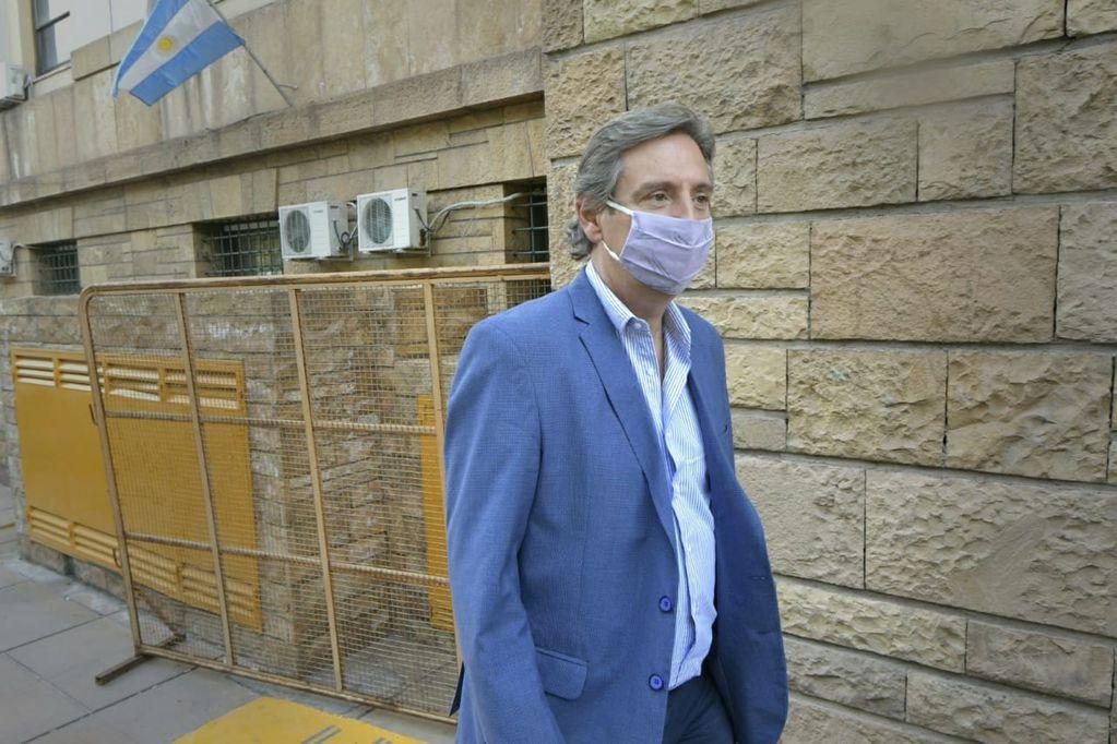 Polémica: Félix pidió al Gobierno restringir las clases en San Rafael