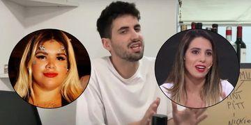 El youtuber Matías Bottero redobla la apuesta y vuelve a disparar contra More Rial y Cinthia Fernández