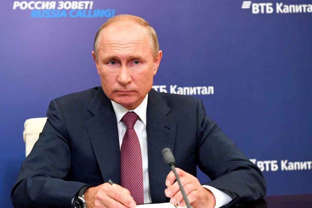 Putin confirmó que no se ha vacunado con la Sputnik V porque aún no es recomendable para mayores de 60 años