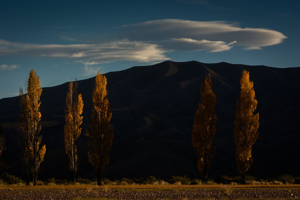 Viernes con poco cambio de la temperatura en Mendoza