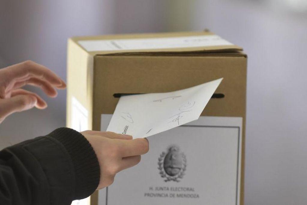 El voto en blanco ocupó el tercer lugar en las PASO.