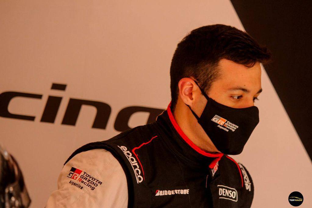 Diego Azar fue realista luego de heredar la victoria en la final del Top Race en Buenos Aires y contó que no tenía potencial para pelear adelante.