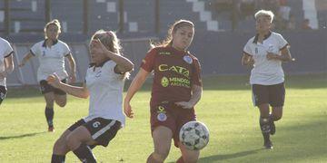 Violencia en el fútbol femenino