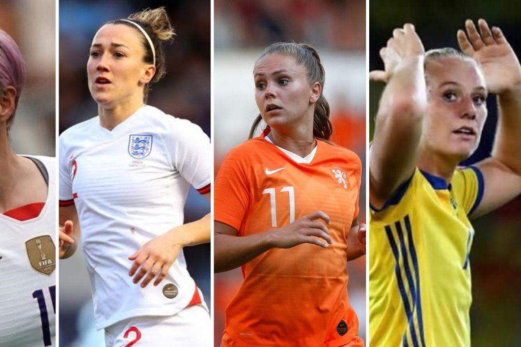 Tiempo de semifinales: brillarán tres estrellas europeas y una yanqui