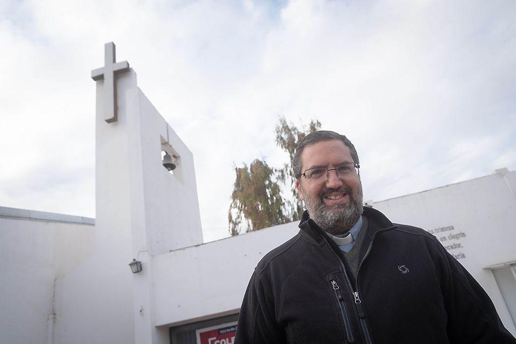 """Mauricio Haddad, vicepresidente de Cáritas Mendoza: """"Debemos volcar esfuerzos para salir de la pobreza crónica"""""""