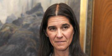 María Teresa Day es coordinadora de los fiscales. Los Andes