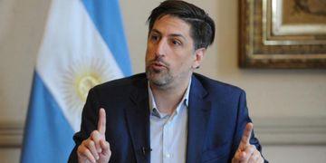 Nicolás Trotta. Ministro de Educación de la Nación. (Federico López Claro)