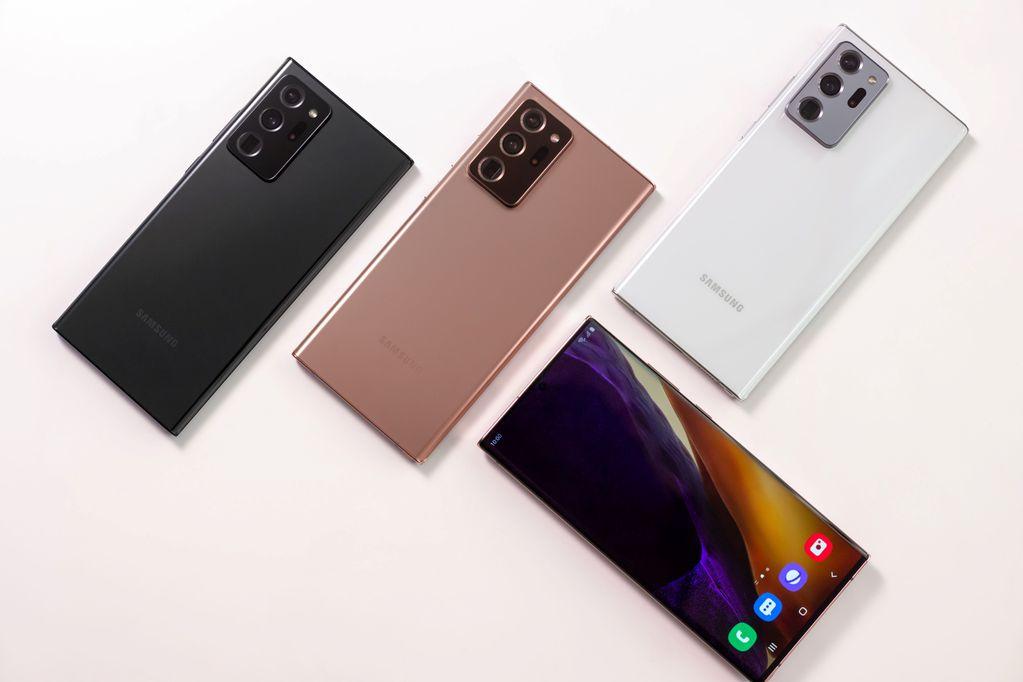 Samsung apuesta fuerte: nuevo smartphone plegable, Note 20 con 5G y ecosistema de alta gama