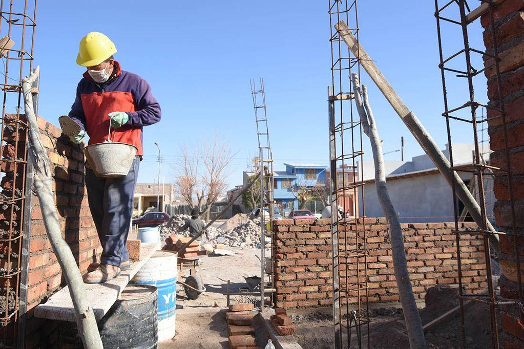 El incremento en el costo de la construcción superó el 30% en lo que va del año. José Gutiérrez.