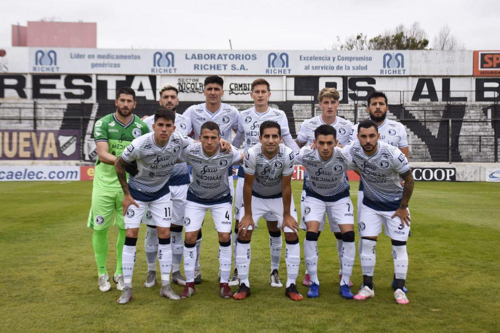 Video: Independiente Rivadavia igualó  1-1 ante All Boys de visitante y continúa en el segundo escalón de la zona B