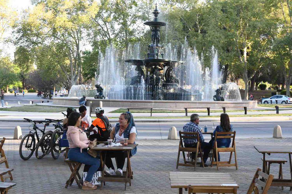 Parque General San Martín - José Gutiérrez / Los Andes