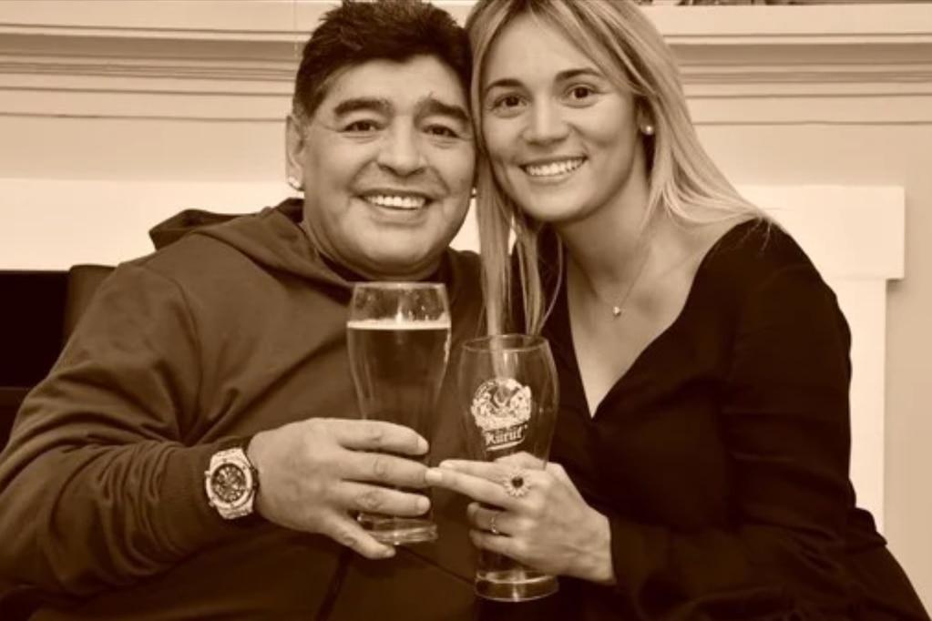 La noche en que Diego Maradona fue abducido por marcianos