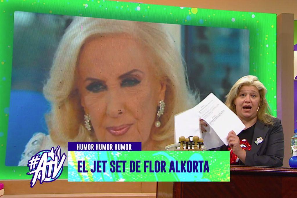"""Polémica en la TV Pública: se rieron del vacunatorio VIP y dijeron que Mirtha Legrand """"no tiene amigos vivos"""""""