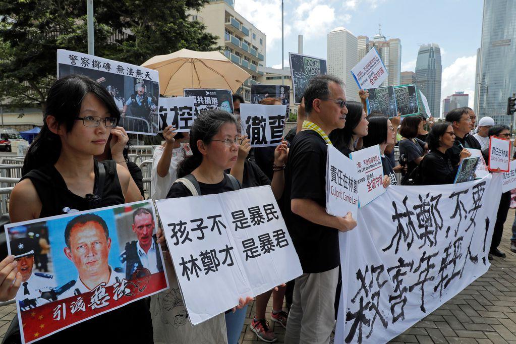 Hong Kong abre  el paraguas - Por Jorge Elías